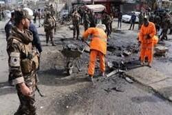 مقتل 5 مدنيين في انفجار عبوة ناسفة جنوب أفغانستان