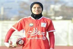 دعوت بانوی فوتبالیست کردستانی به اردوی تیم ملی جوانان