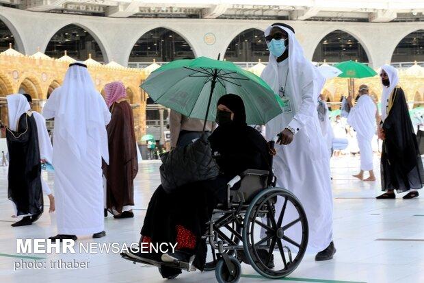 مراسم حج بدون حضور زائران کشورهای مسلمان