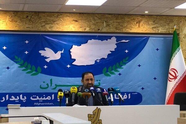 """تہران میں کل """" افغانستان میں پائدار امن و صلح کے عنواں سے """" اجلاس منعقد ہوگا"""