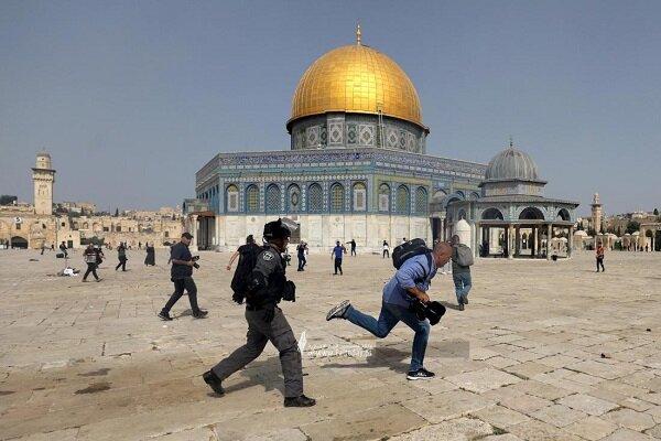 هۆشداریی گرووپە فەلەستینییەکان بە ئیسرائیل سەبارەت بە دەستدرێژی بۆ مزگەوتی ئەقسا