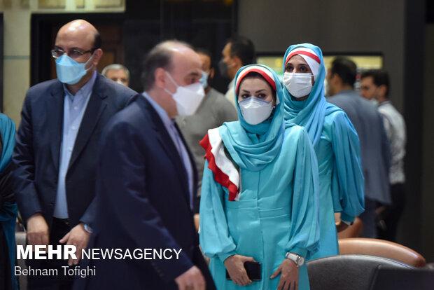 حذف «لباس رسمی» کاروان ایران از مراسم افتتاحیه/ رژه با ستِ ورزشی!