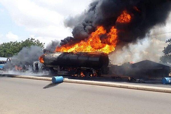 Fuel truck blast kills 13 in Kenya - Mehr News Agency