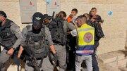 حملة اعتقالات واسعة ومواجهات عنيفة في الضفة الغربية
