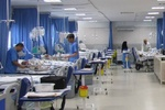 Iran registers over 31,000 COVID-19 cases in a day