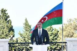Aliyev işgalden kurtarılan Laçın ve Kelbecer'i ziyaret etti
