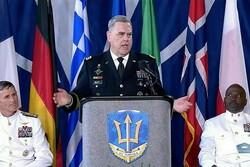 رئیس ستاد مشترک ارتش آمریکا درباره جنگ ابرقدرتها هشدار داد