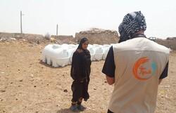 اهدای ۲۰۰ تانکر آب به روستاهای سیستان و بلوچستان