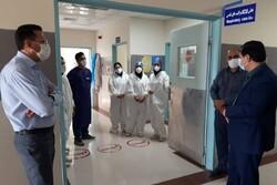 کادر درمان فیروزآباد تجلیل شدند