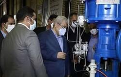 رفع نیاز پالایشگاهها به شیر کنترل / تولید محصول کاربردی برای پروژه ملی انتقال نفت