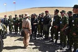 مناورات لروسيا وأوزبكستان وطاجيكستان على حدود أفغانستان