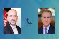 Pakistani, Afghan FMs hold phone call after recent tensions