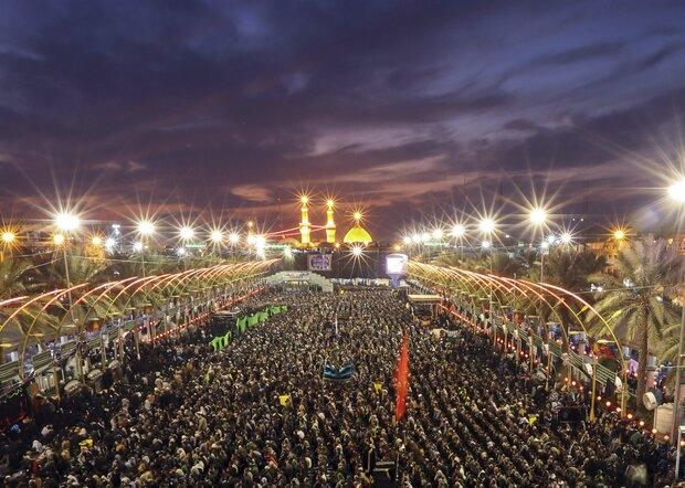 امام حسین (ع) کی زيارت کرنے والے کو دو ہزار حج،دو ہزارعمرہ اور دو ہزار جہاد کا ثواب