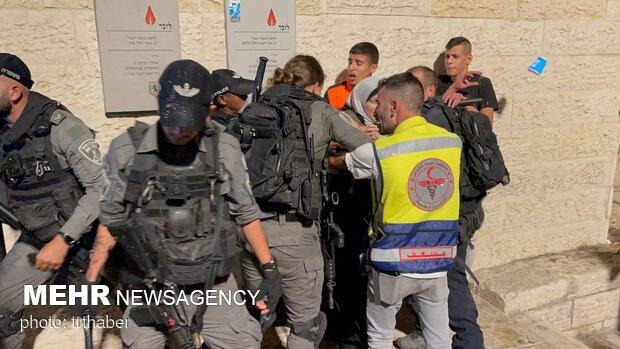 قوات الاحتلال تعتقل 1900 مقدسي منذُ بداية العام الجاري