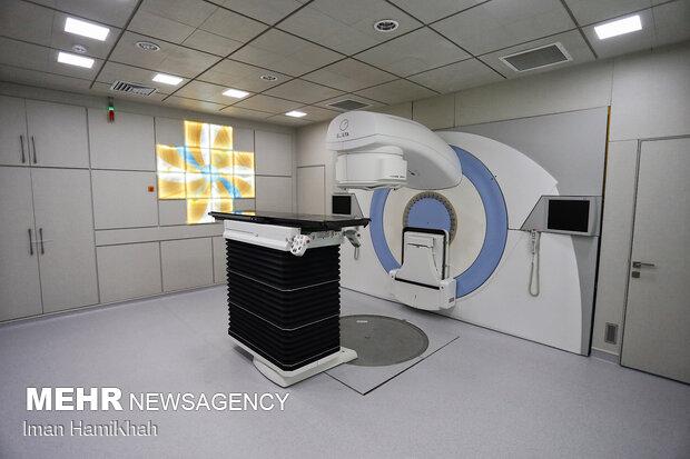 افتتاح فاز نخست مرکز جامع سرطان در همدان