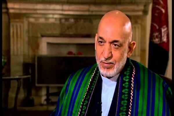 حامد كرزاي: مفاوضات طهران خطوة مهمة للسلام