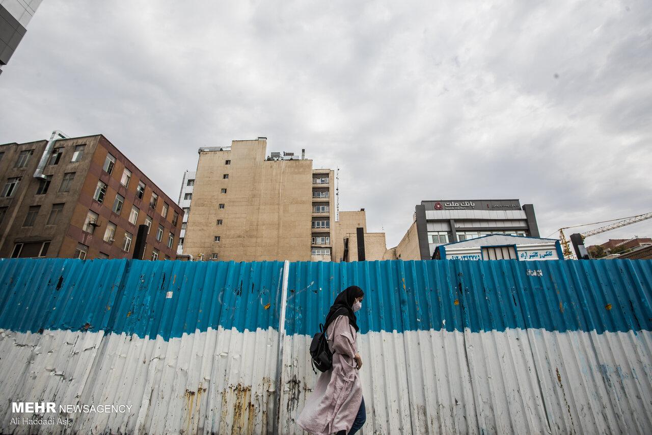 هوای تهران برای ششمین روز متوالی سالم است