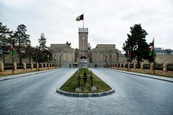 Afganistan cumhurbaşkanlığı sarayının yakınlarına roketli saldırı