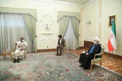 ایران و نیجریه ظرفیت خوبی در زمینه تجاری و انرژی دارند