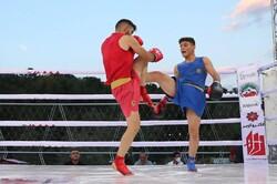 معرفی نفرات راه یافته به دیدار نهایی مسابقات «جنگجویان ووشو»
