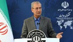 المتحدث باسم الحكومة يرد على شائعات بشأن رسالة بايدن إلى إيران