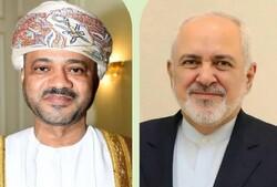 وزیر الخارجیة یهنأ نظیره العماني بمناسبة عید الاضحی المبارك