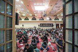 مراسم دعای عرفه در حسینیه هدایت