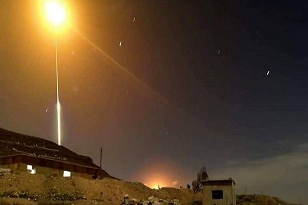 Syrian air defense counters Zionists' attack on S Aleppo