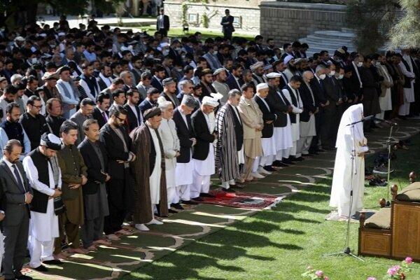 Taliban denies firing rockets at president Ghani's house