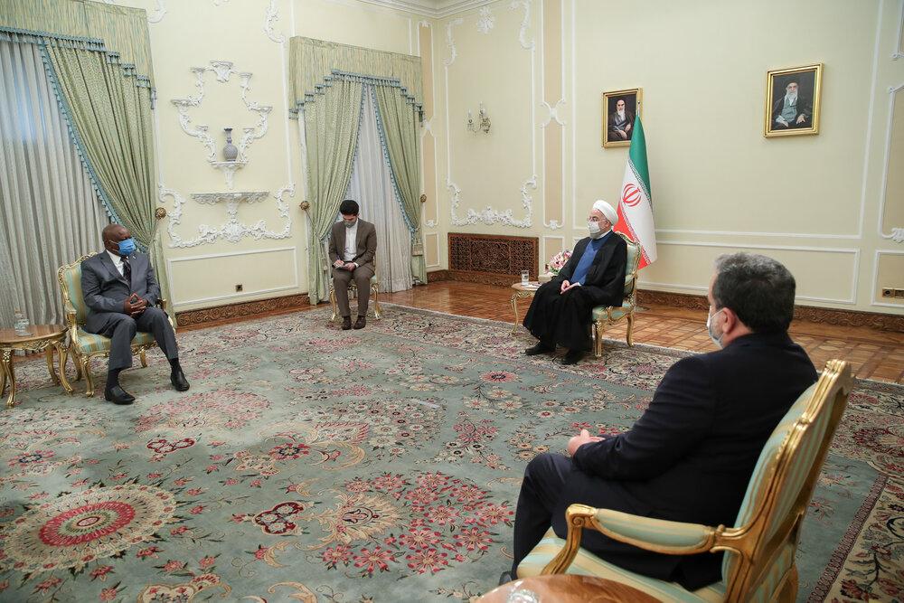 «کنیا» دروازه صادرات کالاهای ایرانی به قاره آفریقا است