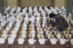پنجمین مرحله کمکهای بنیاد احسان در استان بوشهر انجام شد