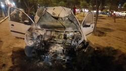 ۷ نفر در یک حادثه رانندگی در قم کشته و مجروح شدند