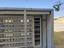 بیش از ۶۰۰ دستگاه ماینر غیرمجاز در اسلام آبادغرب کشف شد
