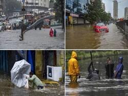 بھارت میں مون سون بارشوں اور سیلاب  سے اب تک 230 افراد ہلاک
