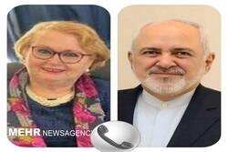 Iranian, Bosnian FMs stress developing bilateral ties
