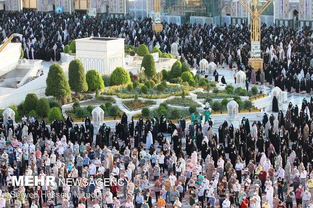 Bugün İran'da Kurban Bayramı kutlanıyor