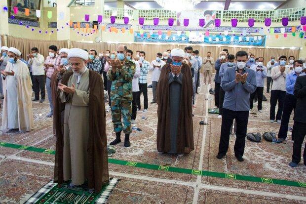 اقامه نماز عید قربان در کردستان