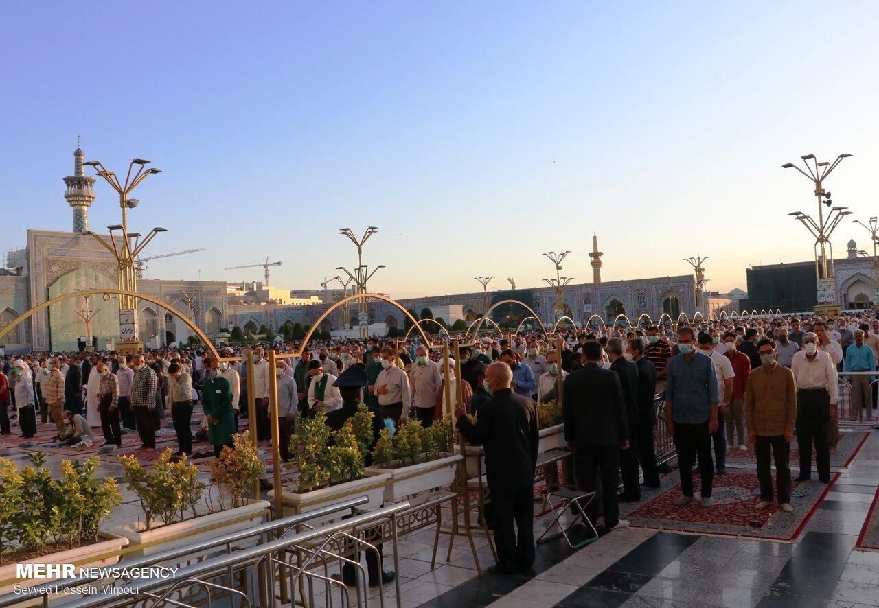 Eid al-Adha prayer sermon in Mashhad