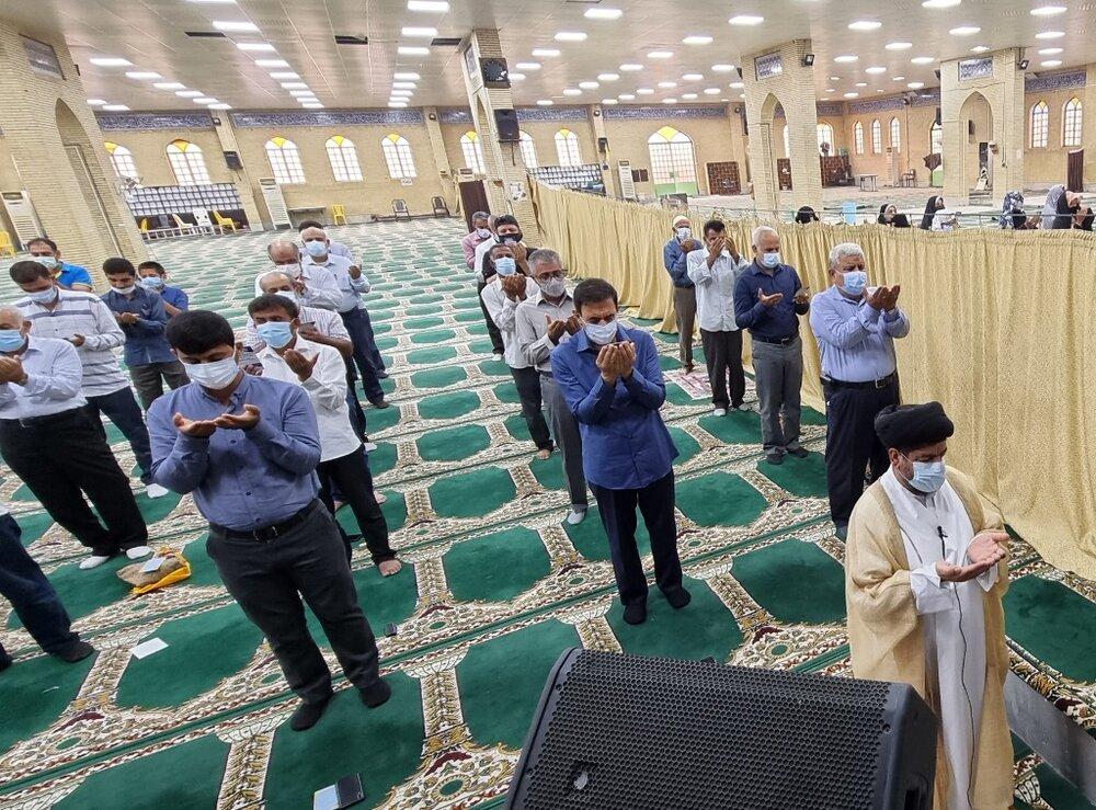 عید قربان مجالی برای رسیدن به شرافت و بندگی خداوند است