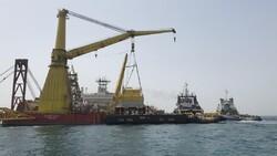 فاز نخست طرح ملی و راهبردی انتقال نفت خام گوره به جاسک افتتاح شد