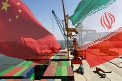 Iran, China trade capacity could reach $60bn annually