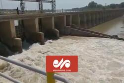 بەردانی ئاو بۆ حەمیدیەی خوزستان