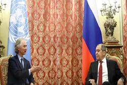 لاوروف: علت بحران اقتصادی سوریه تحریمهاست/درخواست از جامعه جهانی درباره قطعنامه ۲۲۵۴