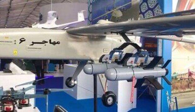 """وفد ايراني يزور معرض """"الطيران والفضاء"""" الدولي في روسيا"""