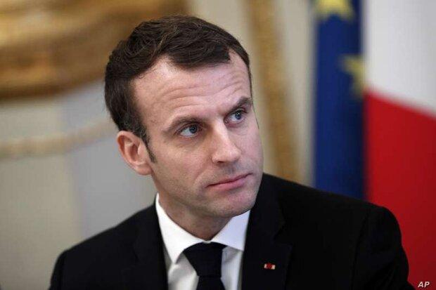 «ماکرون» هدف حمله پگاسوس/ تلفن همراه رئیس جمهور فرانسه هک شد