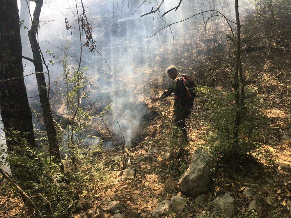 آتش،طبيعي،نيروهاي،منابع،آبخيزداري،لطفي