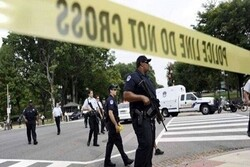 A gunman opens fire in a restaurant in Washington DC