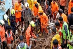 Landslide in W. India kills 36 people, dozens missing