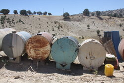 ۷۰خانوارعشایری منطقه پادوک از آب آشامیدنی سالم برخوردار می شوند