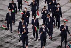لباس رسمی ایران زیباتر از بسیاری از شرکت کنندگان در المپیک